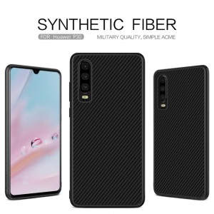 Huawei P30 -  Nillkin Synthetic Fiber Phone Case