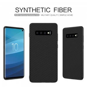 Samsung Galaxy S10 G973 -  Nillkin Synthetic Fiber Phone Case