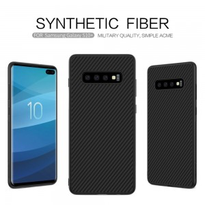 Samsung Galaxy S10 Plus G975 -  Nillkin Synthetic Fiber Phone Case