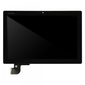 Lenovo Miix 520-12iKB - Full Front LCD Digitizer with Frame Black