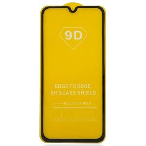 Samsung Galaxy A40 A405 - Full Arc Tempered Glass Black
