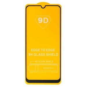 Samsung Galaxy A70 A705 - Full Arc Tempered Glass Black