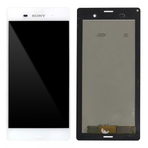 Sony Xperia Z3 D6603 D6653 - Full Front LCD Digitizer OEM White