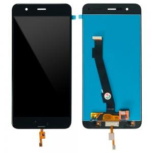 Xiaomi Mi Note 3 - Full Front LCD Digitizer Black