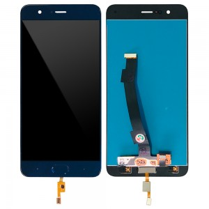 Xiaomi Mi Note 3 - Full Front LCD Digitizer Blue