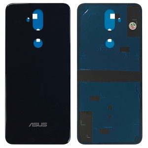 Asus Zenfone 5 Lite ZC600KL - Battery Cover Midnight Black