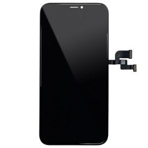 iPhone XS - LCD Digitizer Black EBS