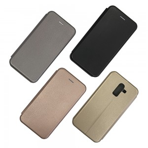 Samsung Galaxy J8 (2018) J810 -  Wallet Leather Magnetic Case