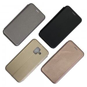 Samsung A6 (2018) A600 - Wallet Leather Magnetic Case