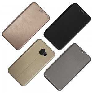Samsung Galaxy J4 2018 J400 - Wallet Leather Magnetic Case