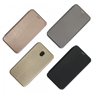 Samsung Galaxy J7 2018 J737 - Wallet Leather Magnetic Case