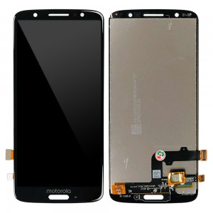 Motorola Moto G6 - Full Front LCD Digitizer Black