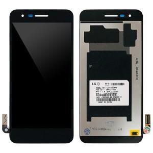 LG Tribute Dynasty / SP200 - Full Front LCD Digitizer Black