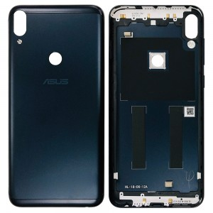 Asus Zenfone Max Pro ZB602KL - Battery Cover Black