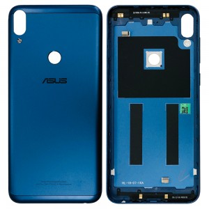 Asus Zenfone Max Pro ZB602KL - Battery Cover Blue