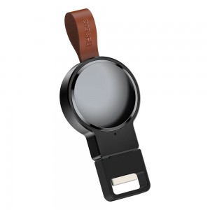 Baseus -  Dotter Wireless Charger for iWatch Black