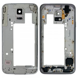 Samsung Galaxy S5 Neo G903F - Middle Frame Black