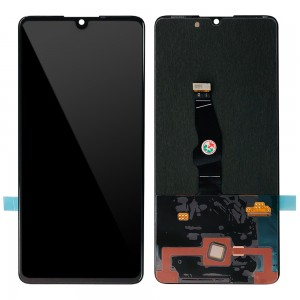 Huawei P30 - Full Front LCD Digitizer Black