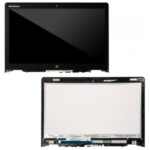 Lenovo YOGA 700-14ISK - Full Front LCD Digitizer Black