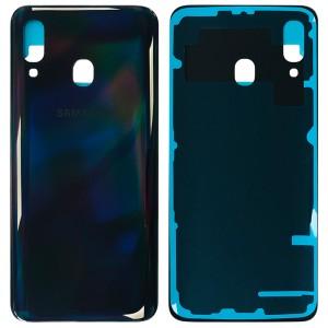 Samsung Galaxy A40 A405 - Battery Cover Black