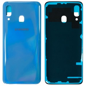 Samsung Galaxy A40 A405 - Battery Cover Blue