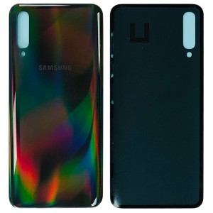 Samsung Galaxy A50 A505 - Battery Cover with Adhesive Black