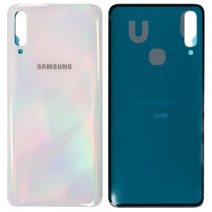 Samsung Galaxy A70 A705 - Battery Cover with Adhesive White