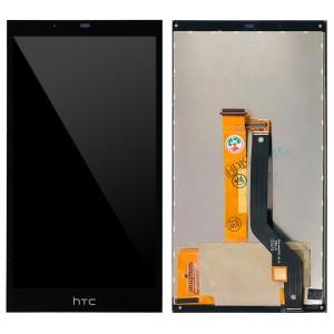 HTC Desire 650 D650 - Full Front LCD Digitizer Black