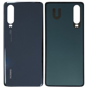 Huawei P30 - Battery Cover Black