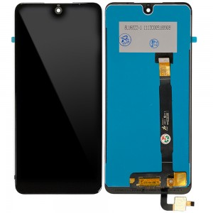 Wiko View 2 - Full Front LCD Digitizer Black