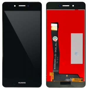 Huawei Nova Smart - Full Front LCD Digitizer Black
