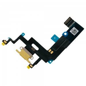 iPhone XR - Dock Charging Connector Flex Yellow