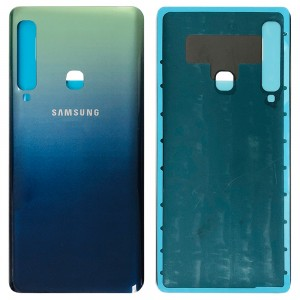 Samsung Galaxy A9 2018 A920 - Battery Cover with Adhesive Blue
