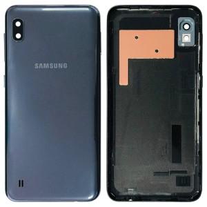 Samsung Galaxy A10 A105 - Back Housing Cover Black