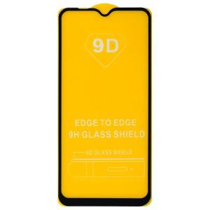 Samsung Galaxy A10 A105 - Full Arc Tempered Glass Black