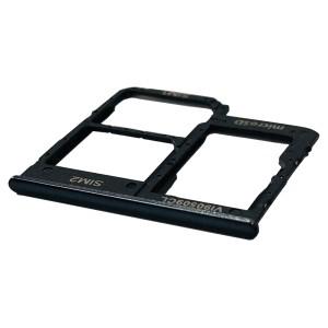 Samsung Galaxy A20e A202F - Sim Tray Holder Black