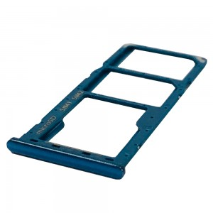 Samsung Galaxy A70 A705 - Sim Tray Holder Blue