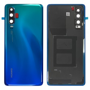 Huawei P30 - Battery Cover Twilight With Camera Lens