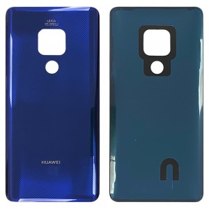 Huawei Mate 20 - Battery Cover with Adhesive Midnight Blue