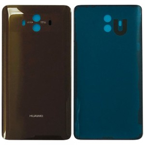 Huawei Mate 10 - Battery Cover with Adhesive Mocha Brown