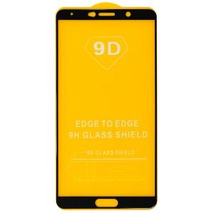 Huawei Mate 10 - Full Arc Tempered Glass Black