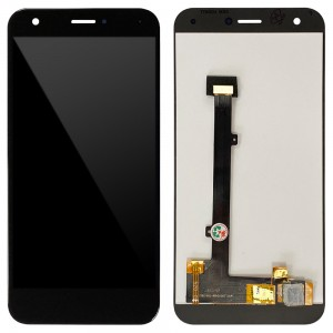 ZTE Blade A512 - Full Front LCD Digitizer Black