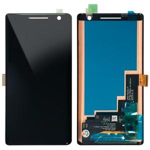 Nokia 8 Siroco - Full Front OLED Digitizer Black