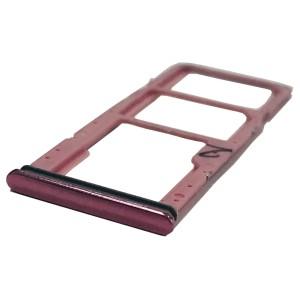 Samsung Galaxy A9 2018 A920 - Sim Tray Holder Pink