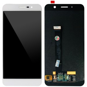 ZTE Blade A910 BA910 - Full Front LCD Digitizer White