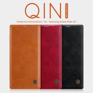 Samsung Galaxy Note 10+ N975 - NILLKIN Qin Leather Case