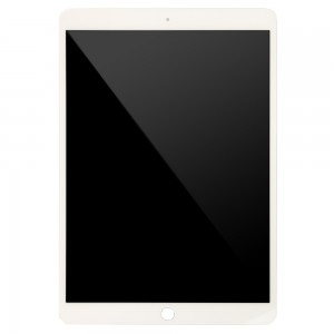 iPad Air 3 10.5 (2019) - Full Front LCD Digitizer White
