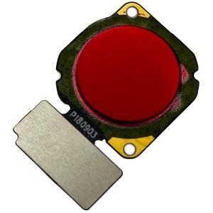 Huawei P20 Lite - Fingerprint Button Red