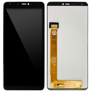 Wiko View Max - Full Front LCD Digitizer Black
