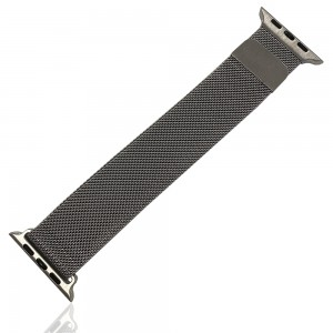iWatch 38mm / 40mm - Stainless Steal Milanese Loop Silver